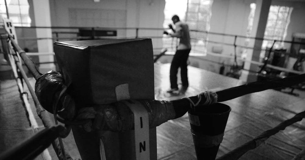 Crawford Fitness in Laurel, Maryland offers boxing for amateurs and professionals.